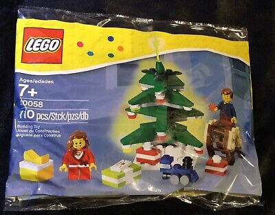 LEGO Christmas Tree set 40058, new in sealed package