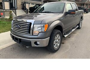 2011 Ford F-150 XLT SuperCrew - $14,800 Firm
