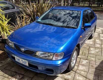 2000 Nissan Pulsar SLX