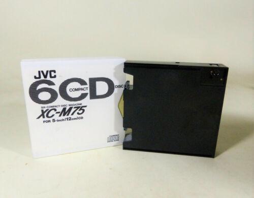2 each  JVC XC-M75 6 Disc Cartridges for JVC/Kenwood CD Changer