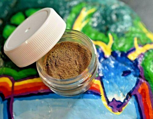 Sacred Ceremonial Medicinal Hape With Eucalyptus Osca Rape Jungle Snuff With Ash