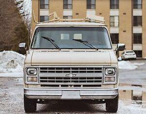 Chevrolet Camper Chevy Van G10