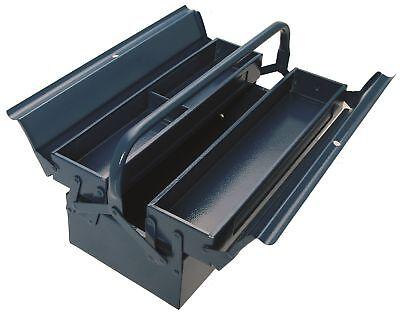 BGS Blech Montage Stahlkasten 430 mm 3 tlg Stahl Werkze… | 04026947033013