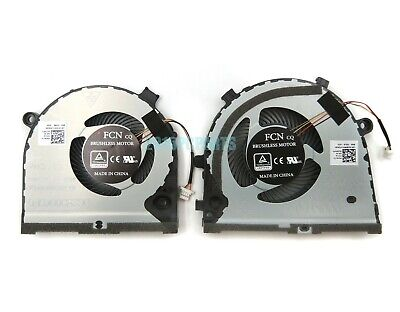 New for Dell Gaming G3-3579 G3-3779 G5-5587 CPU & GPU Cooling Fan