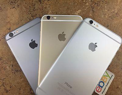 Factory Unlocked iPhone 6 Plus Gold Silver Space Gray ATT Verizon 16/64GB/128GB