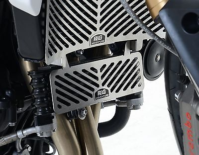 RG OIL COOLER GUARD TRIUMPH SPEED TRIPLE S 2017 SCG0002SS STAINLESS S