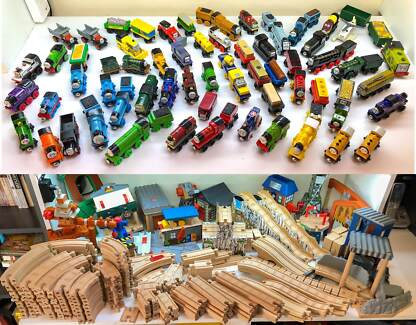 Enormous Thomas the Tank Engine Collection
