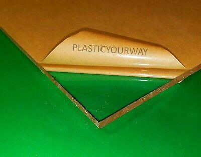 Clear Cast Acrylic Sheet 18 X 12 X 24 Plexiglass Acrylite Lucite Plastic .118