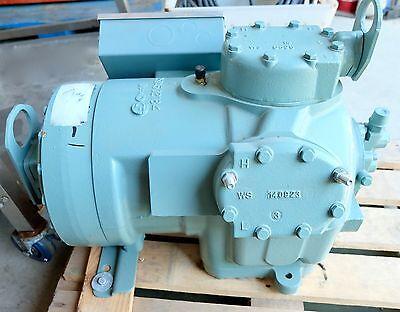 Rebuiltnew Carlyle 06dr337sda3650 Compressor 3ph 460 V Commercial Refrigeration
