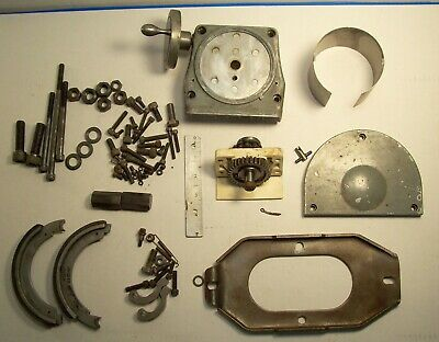 Bridgeport Mill Variable Speed Mill Parts 2j  Lot Of Misc. Items