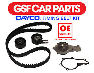 TIMING/CAM BELT KIT & WATER PUMP FOR FORD FIESTA 1.4 TDCI 8V DIESEL 02-