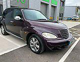 image for Chrysler pt cruiser limited 2.2 diesel 2004 mot till September 2022