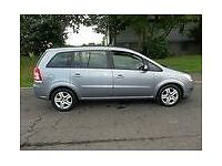 Vauxhall ZAFIRA for sale ecoflex 7seater. Part exchange or selling for 2000 ono