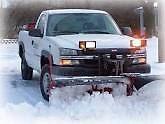 Snow Plowing..
