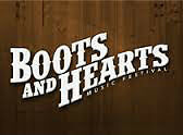 Boots n Hearts 4 day general Admission tickets