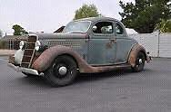 Wanted 1935-1938 coupe project 2dr sedan