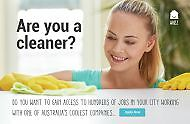 We're hiring ALL cleaners! Bondi Junction Eastern Suburbs Preview