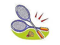 ladies badminton group honor oak