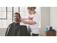 Volunteer Hairdresser or Barber for Homelessness charity