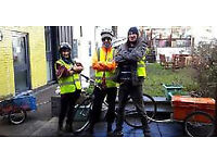 FoodCycle Manchester - Surplus Food Cycling Volunteer