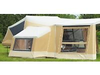 camplet 2013 gen 5 ( latest ) classic plus with isobella canvas side annex and sun canopy