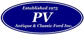 PV ANTIQUE CLASSIC FORD INC