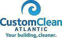 Weekend Cleaning Supervisor for Moncton