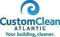 Part-Time Cleaners (Moncton)