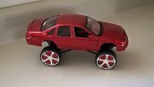Diecast Jada Donk Box & Bubble 1996 Chevy Impala SS