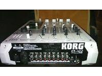 Korg KM402 Kaos Mixer