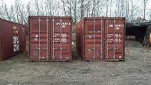8 X 20 CONTAINERS - 8 X 40 CONTAINERS