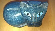 LE CHATON BLEU West Island Greater Montréal image 1