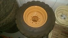 Brand New Skid steer tires and rims
