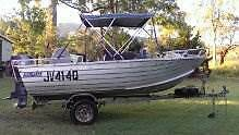 14ft  Sea Jay Boonah Ipswich South Preview