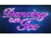 2018 Dancing on ice tour tickets