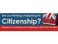 B1/A1/A2 ENGLISH TESTS FOR NATIONALITY &ILR / LIFE IN THE UK TEST / IELTS / ENGLISH LANGUAGE CLASSES