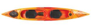 old town dirigo tandem + kayak