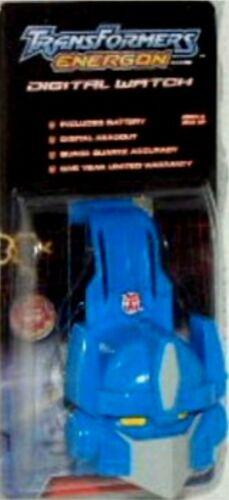 Tranformers Energon optimus prime Digital Watch Factory Sealed New 2004