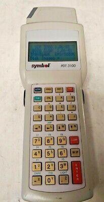 Symbol Pdt 3100 Mobile Scanner