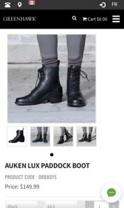 Ariat Lux Paddock Boots