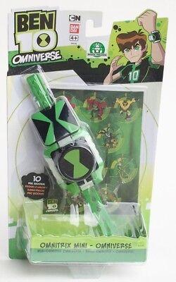 Bandai 37245 Ben 10 Omniverse MINI Basic Omnitrix Watch