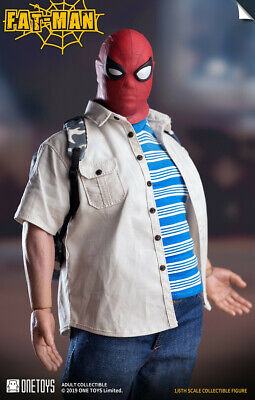 POPULAR One Toys OT007 FAT Spider-Man 1/6 hot action figure toys in stock
