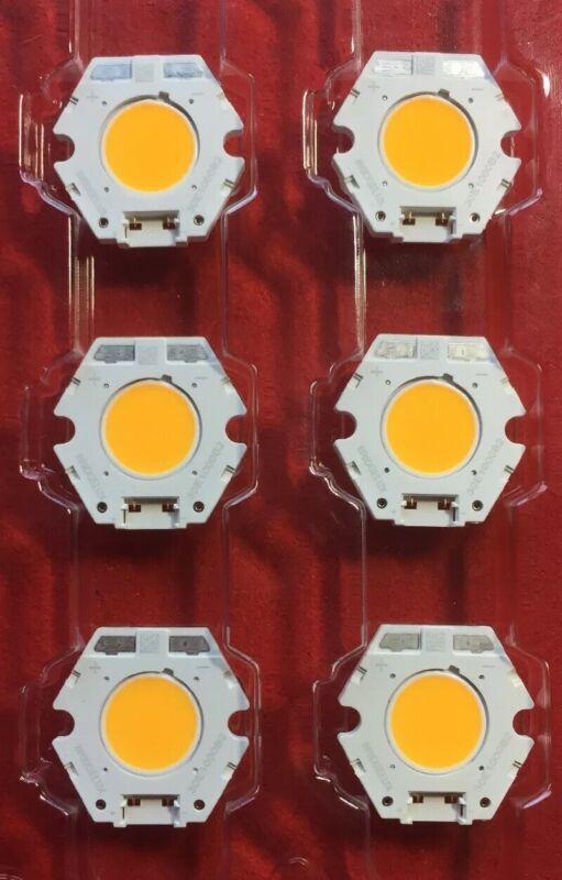 6 pcs -BXRC-30E1000-B-23 Bridgelux Vero10 LED Array; 3000K, 1000lm 80CRI