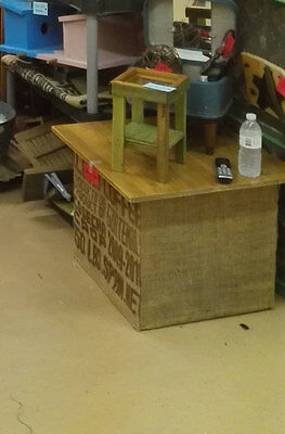 Handmade End-table, Nightstand table, Entryway table, Side table, MADE To Order
