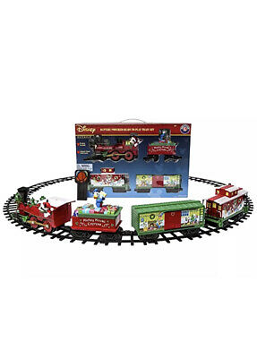 Lionel Mickey Minnie Mouse Disney Ready to Play Train Remote Locomotive Play Set