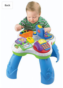 Fisher Price Activity Play Table