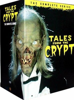 Tales From The Crypt The Complete Series Dvd Seasons 1 7   Season 1 2 3 4 5 6 7