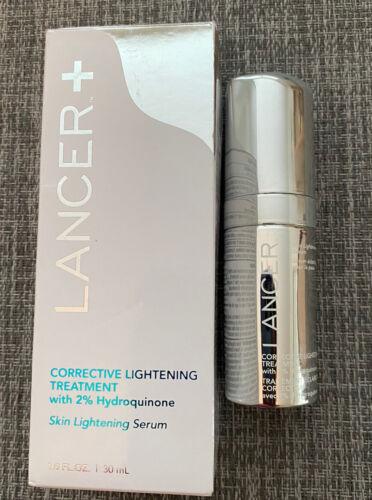 NEW! Lancer Corrective Lightening Treatment 1oz