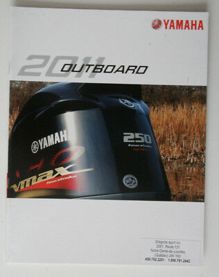 YAMAHA Outboards 2011 dealer brochure - English - Canada - ST2003000418