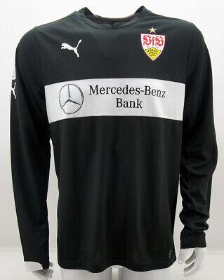 L/s Spieler (VfB Stuttgart Spielertrikot Shirt match issued l/s langarm Harnik 14/15)